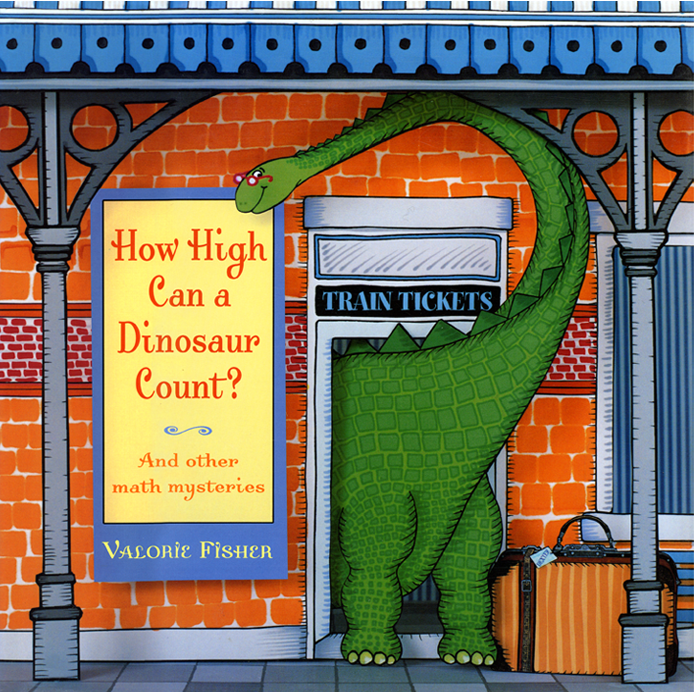 How High Can A Dinosaur Count